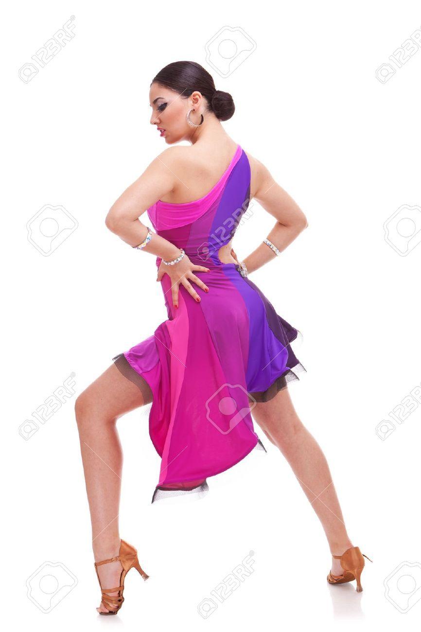 15691831-imagen-de-cuerpo-entero-de-un-bailar-n-de-salsa-mujer ...