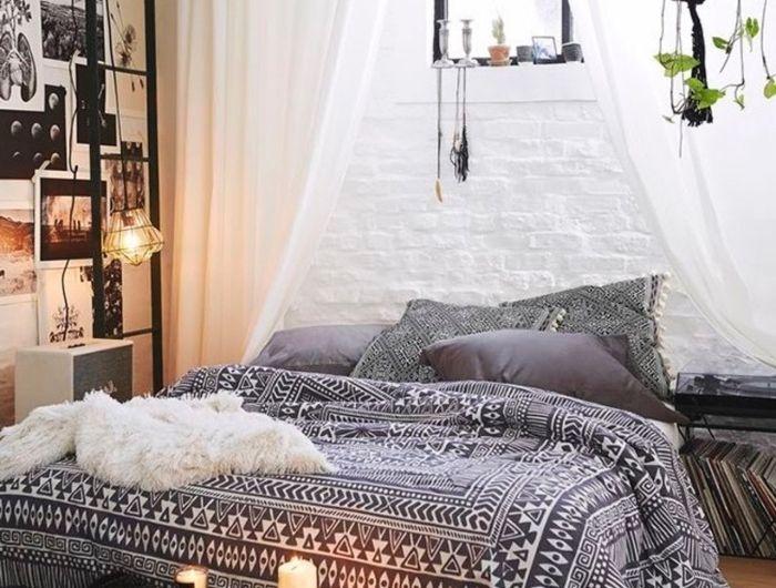 ▷ 1001 + projets et idées géniales de tête de lit à faire soi-même - comment construire sa maison soi meme