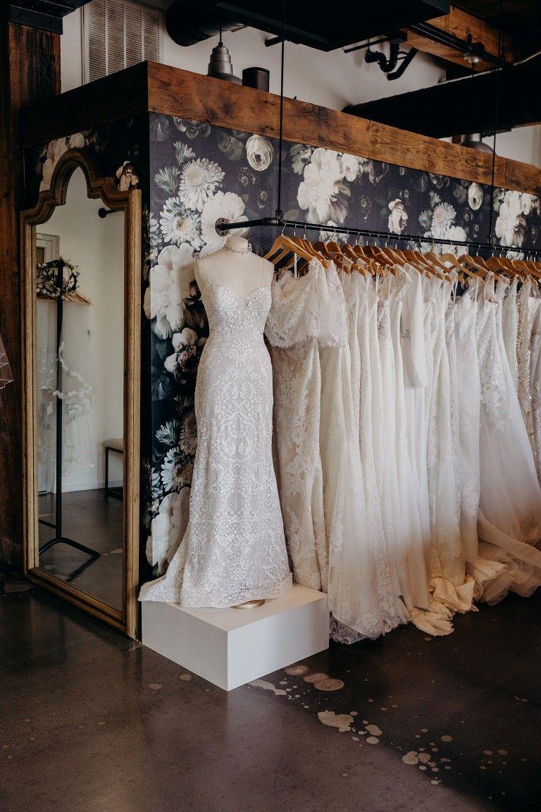 Moondance Bridal Shop / Northern California's Unconventional Wedding Dress Boutique for the Free-Spirited Bride #bridalshops