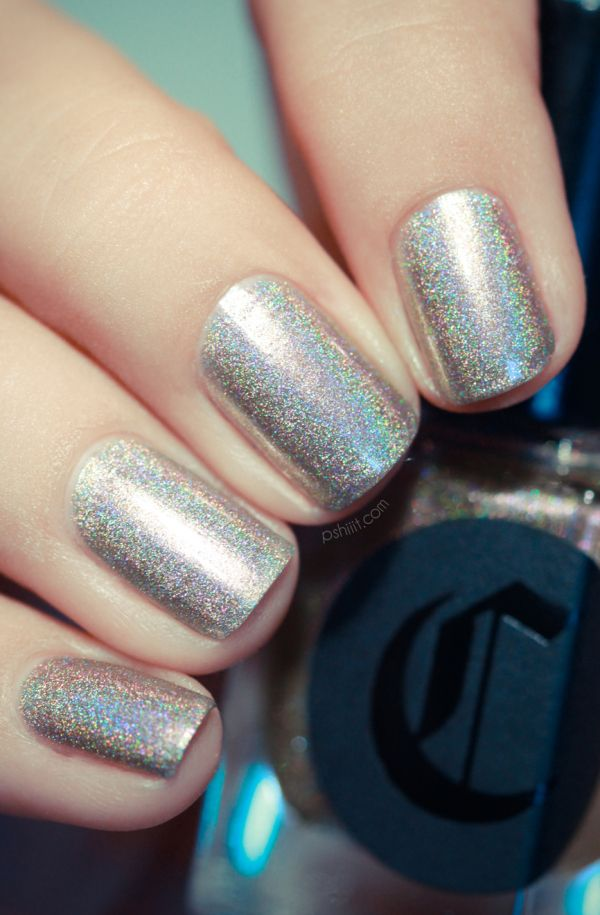 Ok So I M Trending This Holograph Glitter Polish 90 S Much