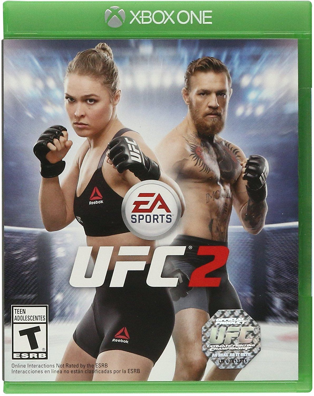 UFC 2 (XBox One) Ea sports ufc, Ufc 2, Ufc