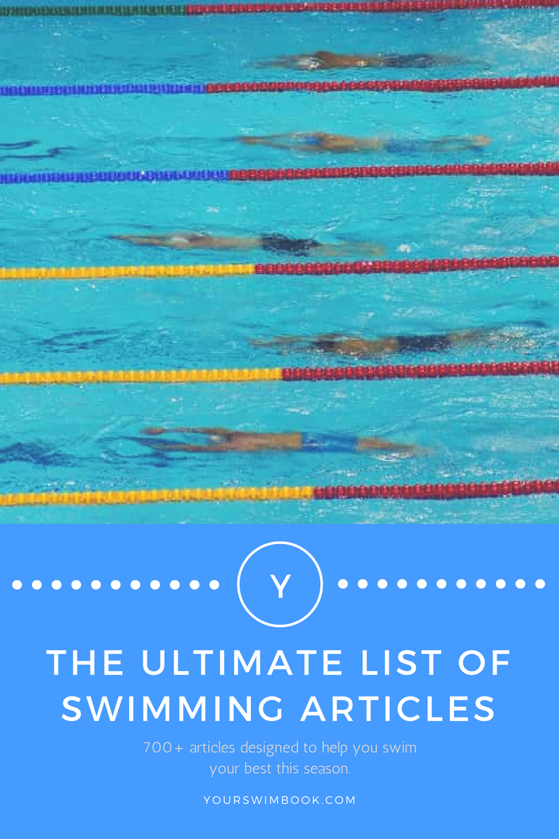 The Ultimate List of Swimming Articles Swimming, Best