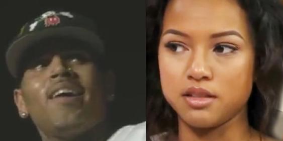 WINNERSWORLDS BLOG: Chris Brown flirts with Karrueche Tran on social m...
