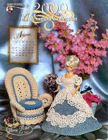 MILLENNIUM - tracy dowling - Picasa Web Albums | Barbie - Crochet ...