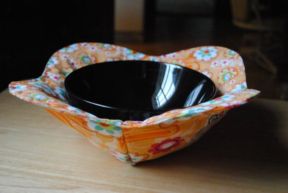Microwaveable Bowl Cozy Microwave Bowl Potholder Things