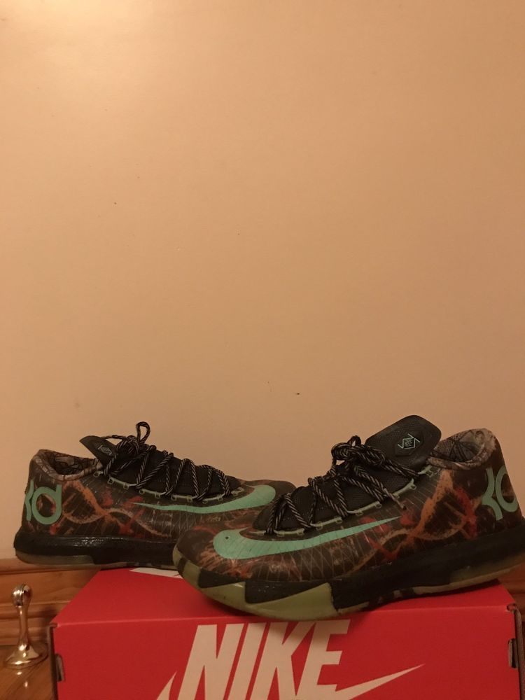 new product fb295 0818b Nike Kd 6 All Star Gumbo Nola Size 8  fashion  clothing  shoes  accessories   mensshoes  athleticshoes (ebay link)