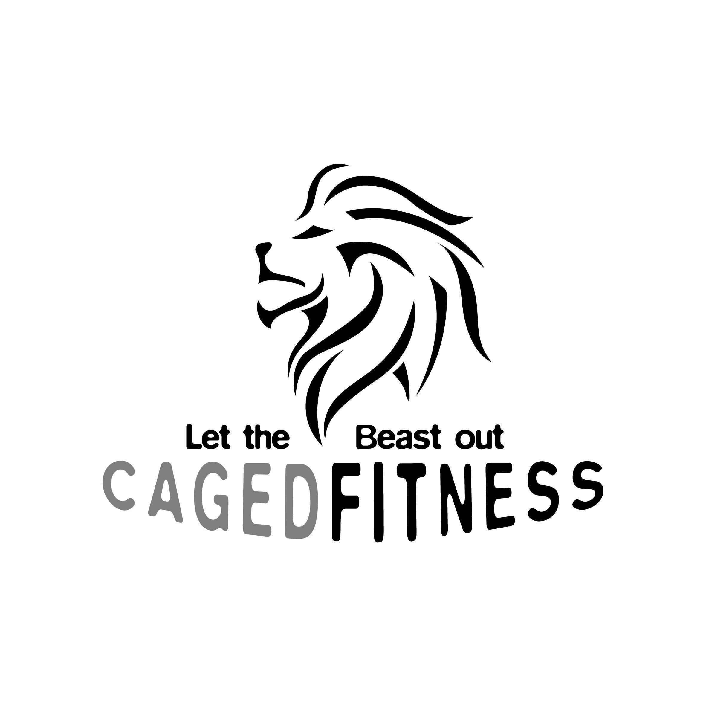 Fitness Logo Design With Lion Fitness Logo Design Fitness Logo Logo Design