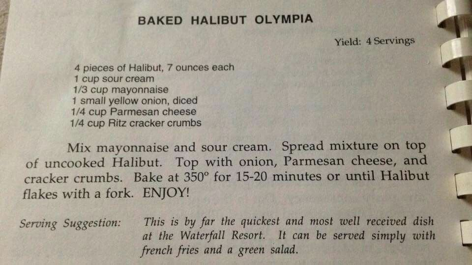 Pin By Christie Sonnen On Fish Ritz Crackers Halibut Halibut Olympia