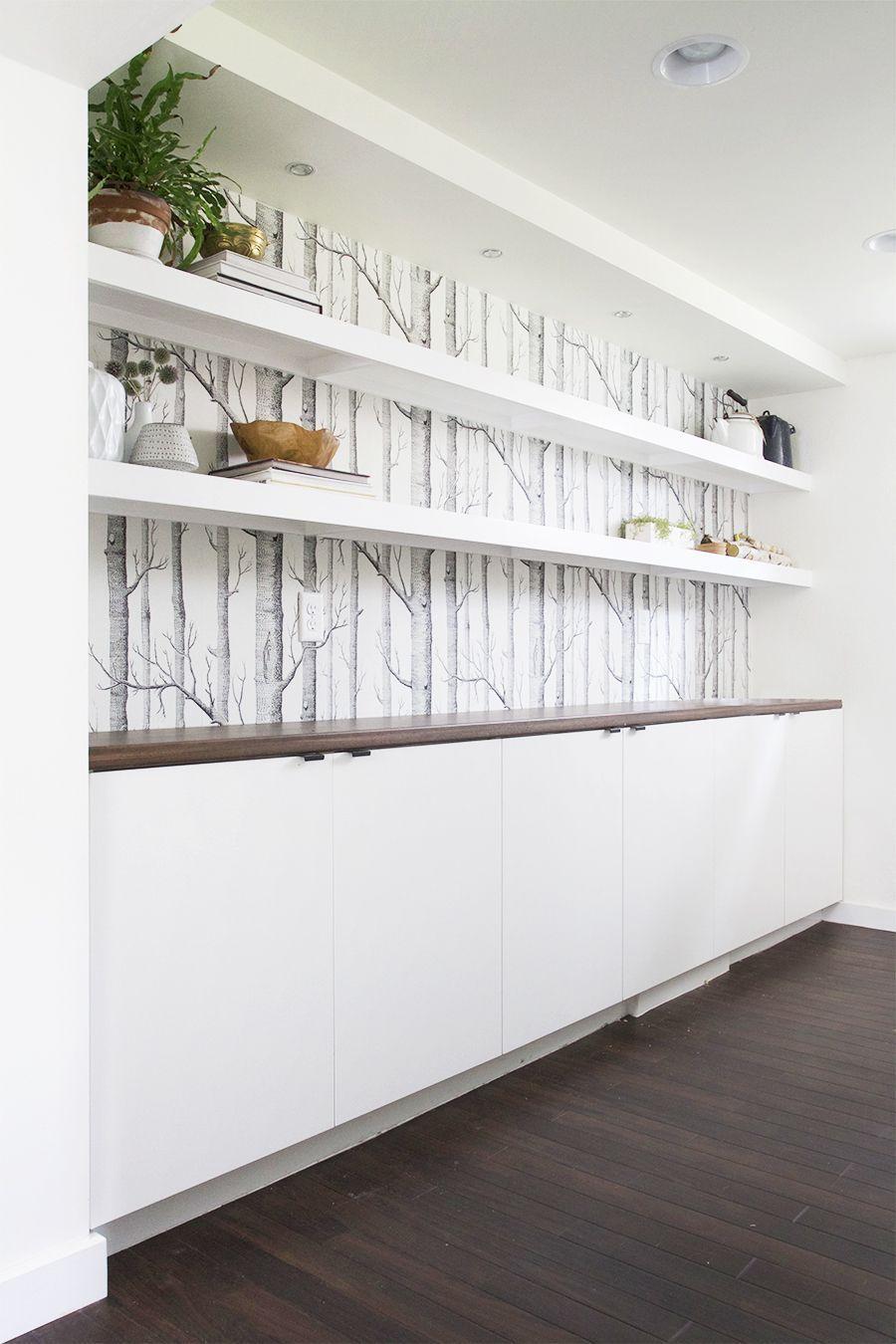 Floating Shelves On A Long Wall Floatingshelvesbathroomnooks Floatingshelvesdiysecret Floating Shelves Diy Long Wall Shelves Diy Hanging Shelves