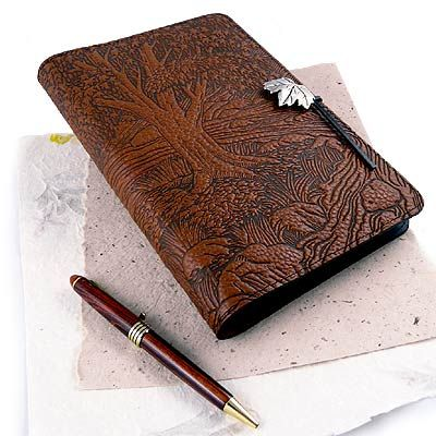 Our choice of artisan gifts: everything from hand-embossed leather journals and craft beer to goat milk soap
