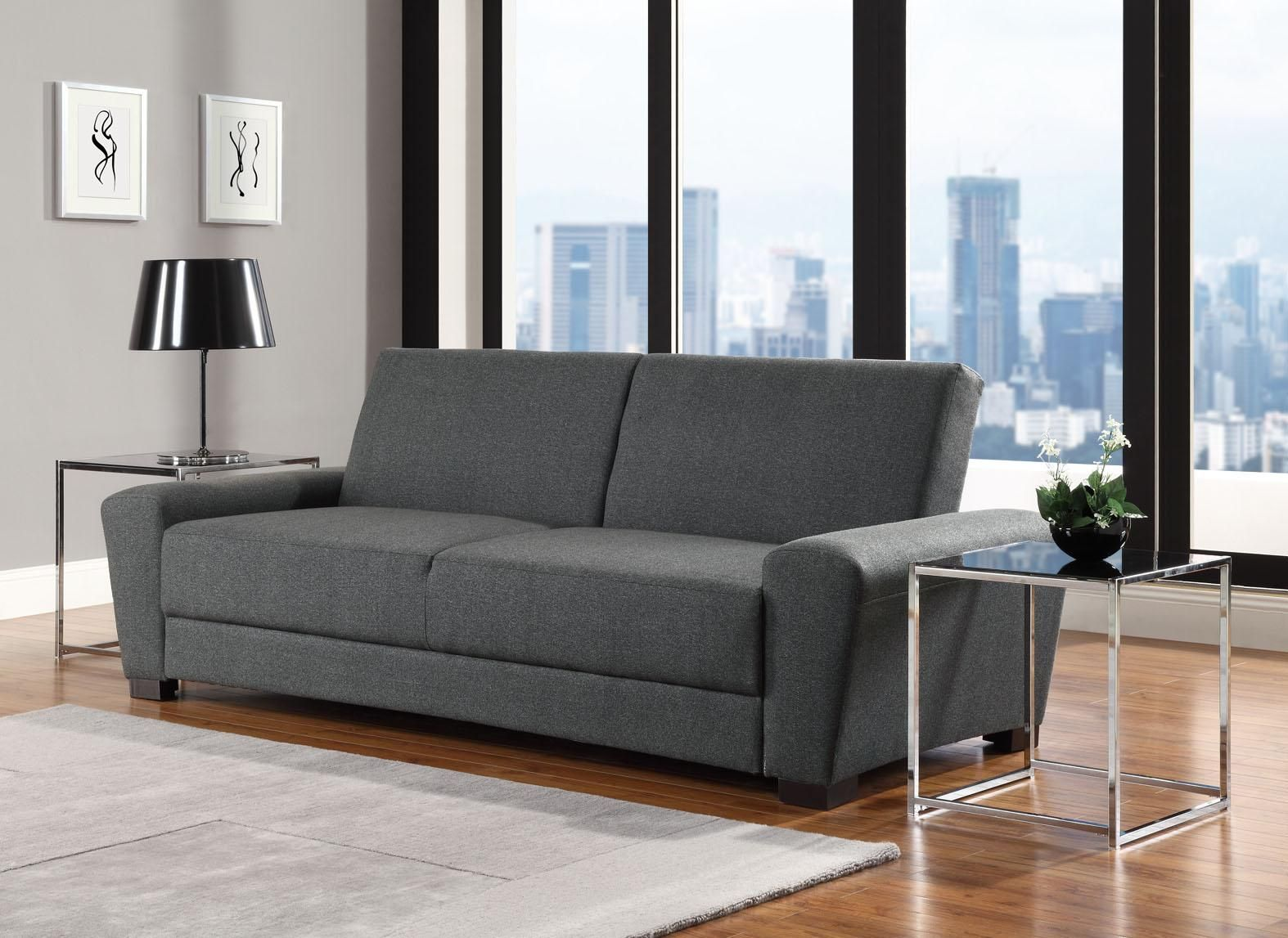 Sofas Under $300 #29 - A Futon That Looks Like A Real Couch. Under $300 From Sears.com