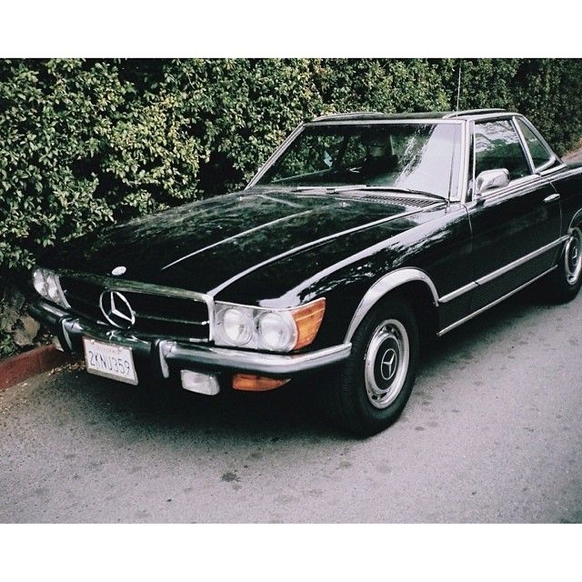 For Sale 1972 Mercedes 350sl Los Angeles Over 20k In Restoration