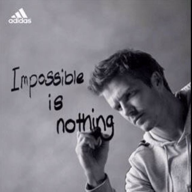Another David beckham :) and favorite sport quote doesnt get ...