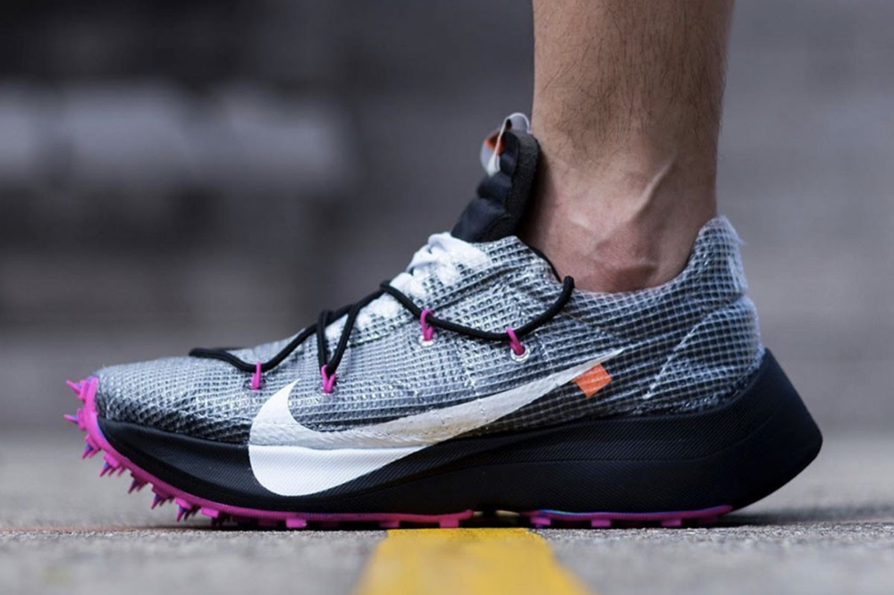 Take an On-Foot Look at the Off-White™ x Nike Zoom Vapor ...
