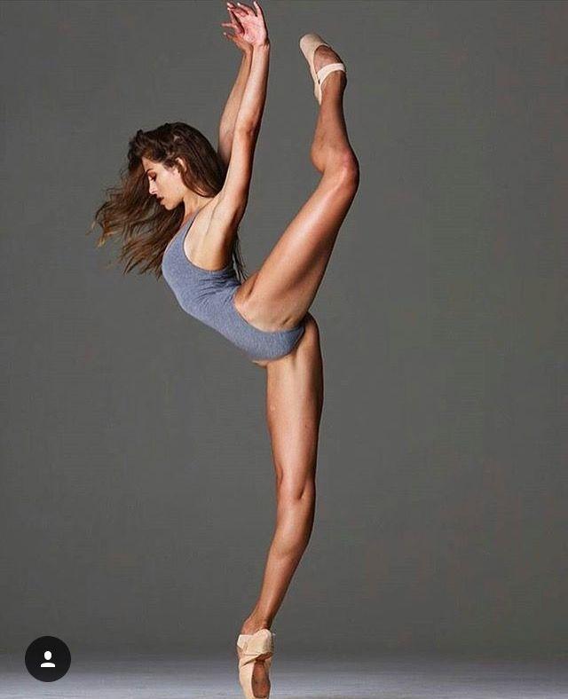 ballerina cameltoe