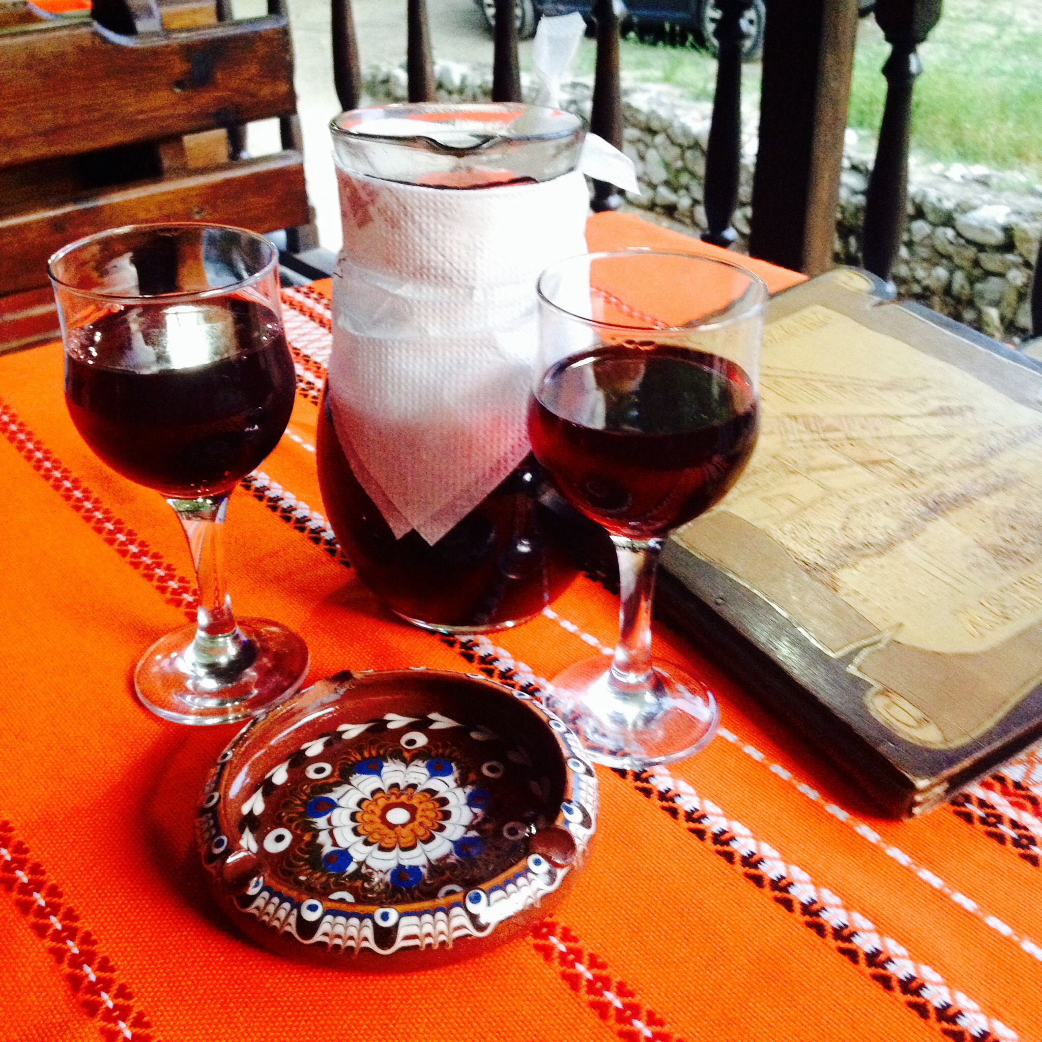 Local Wine In Melnik Bulgaria Bulgarian Recipes Local Wines Wine And Spirits