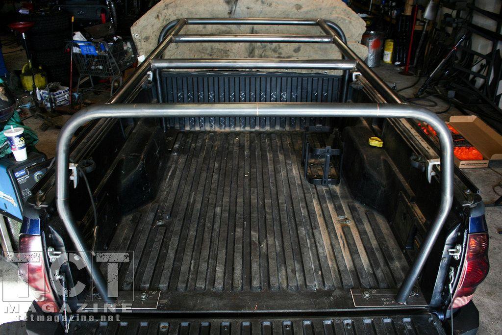 Addicted Off Road Bed Rack Install Installation, Cvt