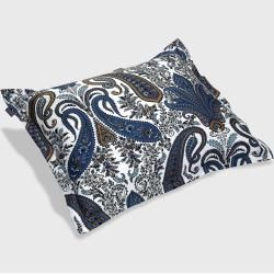 Photo of Gant Key West Paisley Pillow Case (40×40) (Blue) Gant