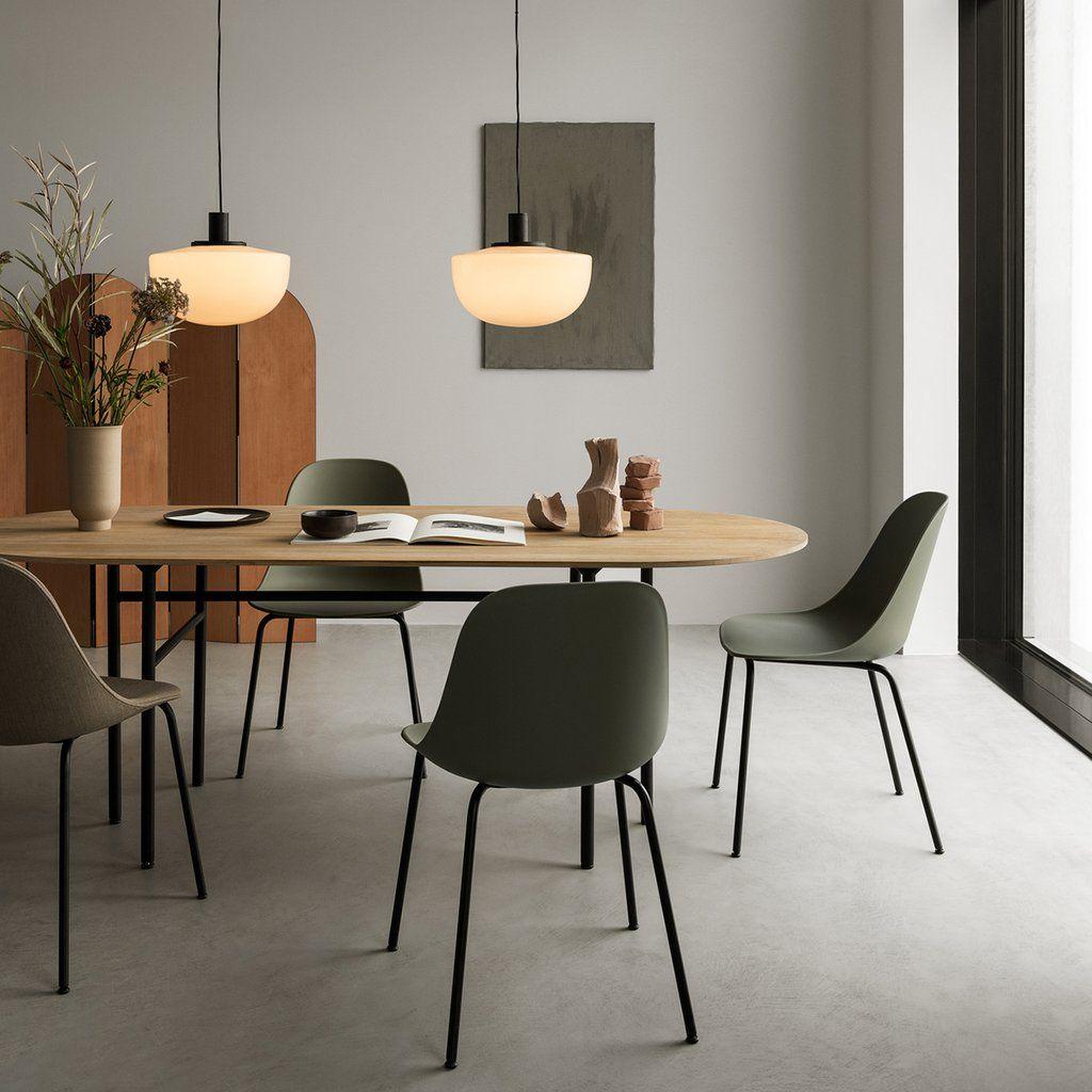Bank Pendant Lamp Modern Dining Room Minimalism Interior Home