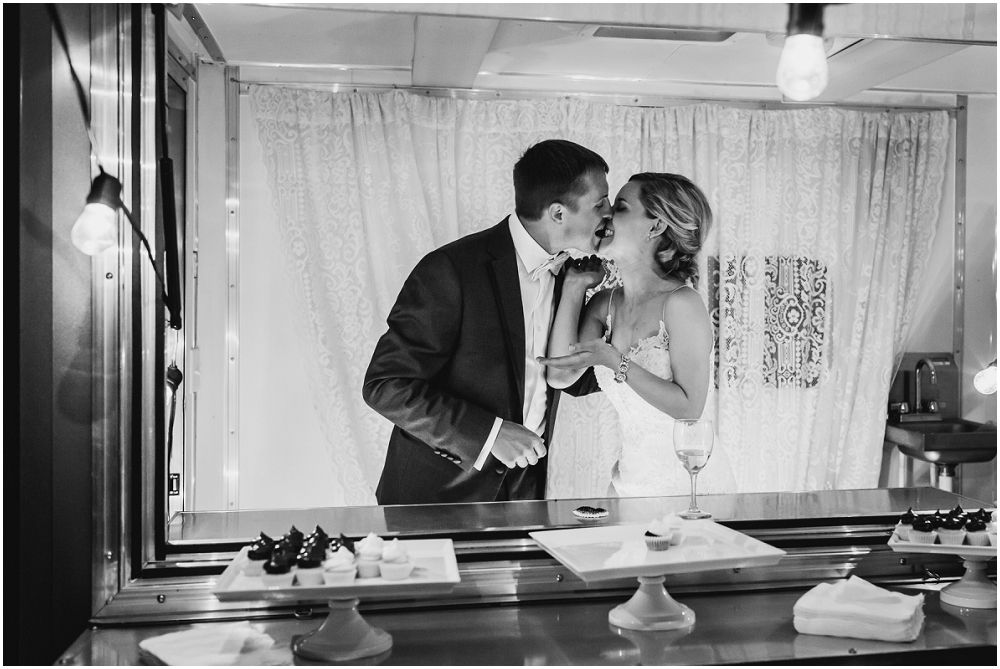 Emily and toms veritas winery wedding with images