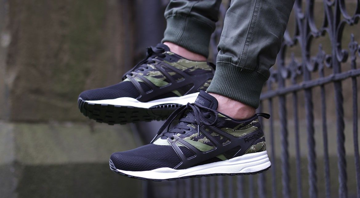 reebok ventilator adapt camo 1 sneakers pinterest. Black Bedroom Furniture Sets. Home Design Ideas