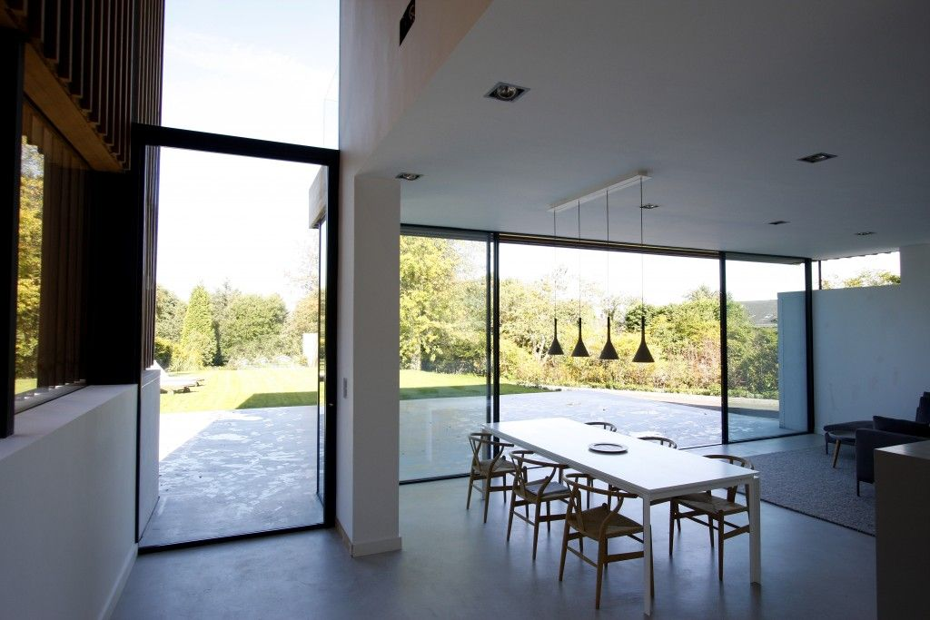Edge Hill (With images) Sliding glass door, Minimal