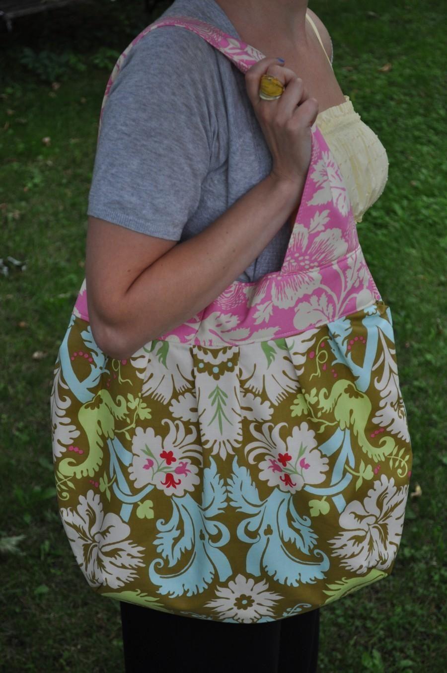 DIY Sling : DIY Amy Butler birdie sling | Bag and purse patterns ...