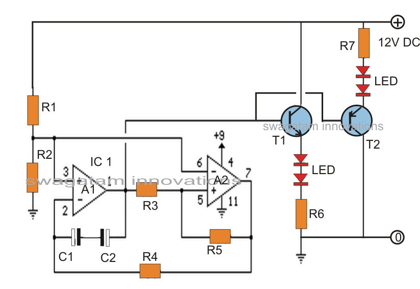 the following article explains a simple circuit which can be used for u2026