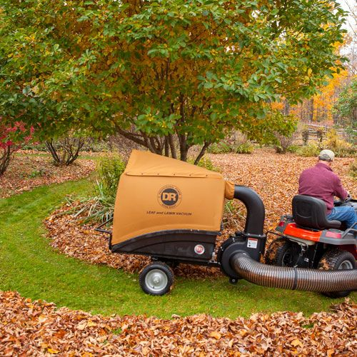 Dr Leaf And Lawn Vacuum