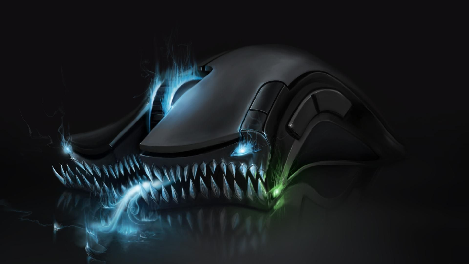Attack Mouse Gaming Desktop Backgrounds Gaming Wallpapers Hd Gaming Wallpapers