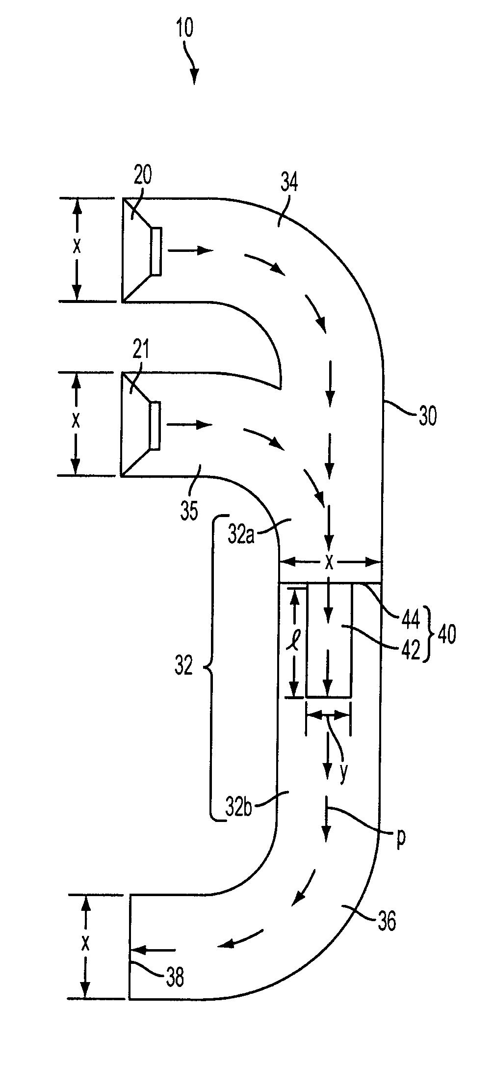 patent us7748495 - tubular loudspeaker
