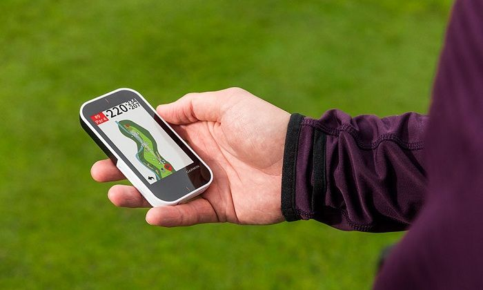 Garmin's Golf GPS! Approach G80 Cool things to make