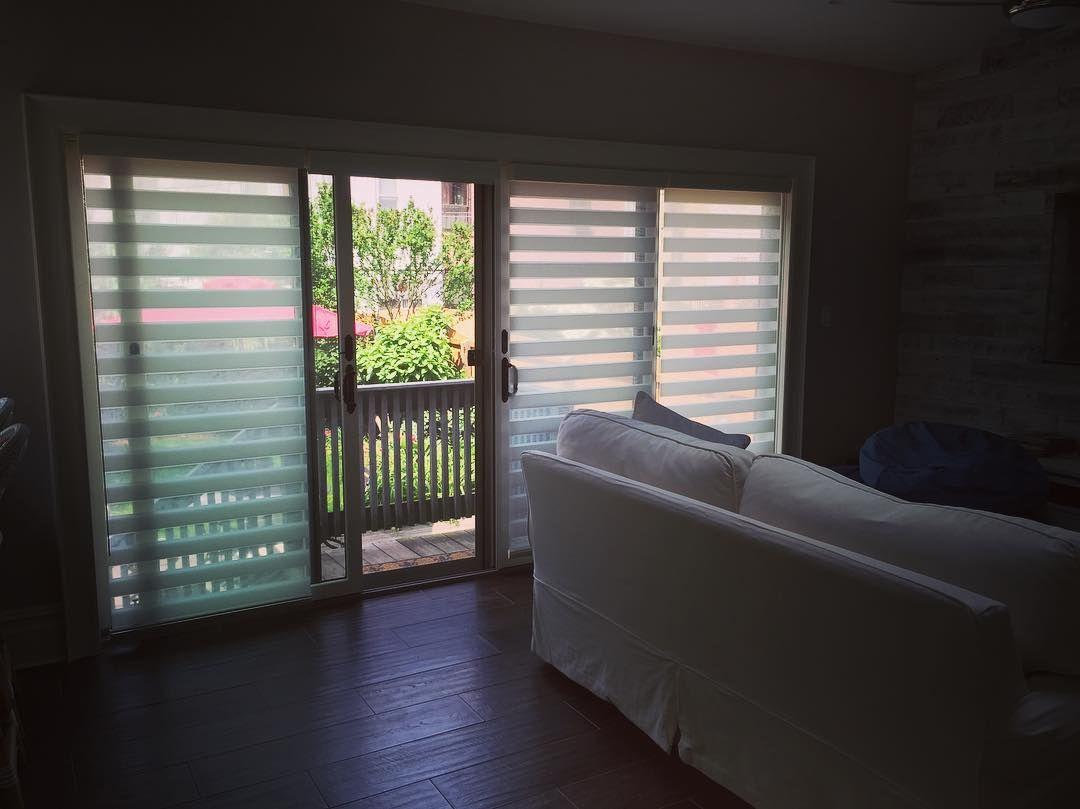 No more flashing the neighbors while I lay on the couch watching smutty TV! #blinds are up woohoo