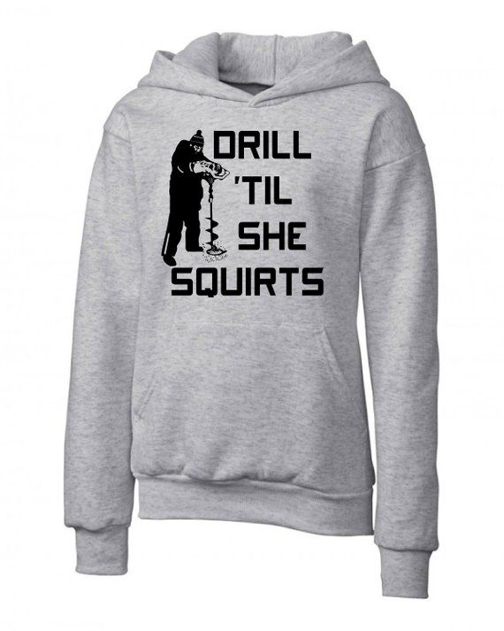 a8716b9b Ice Fishing Gifts, Ice Fishing Shirt, Ice Fishing, Fishing Sweatshirt,  Fishing Hoodie, Fishing Shirt