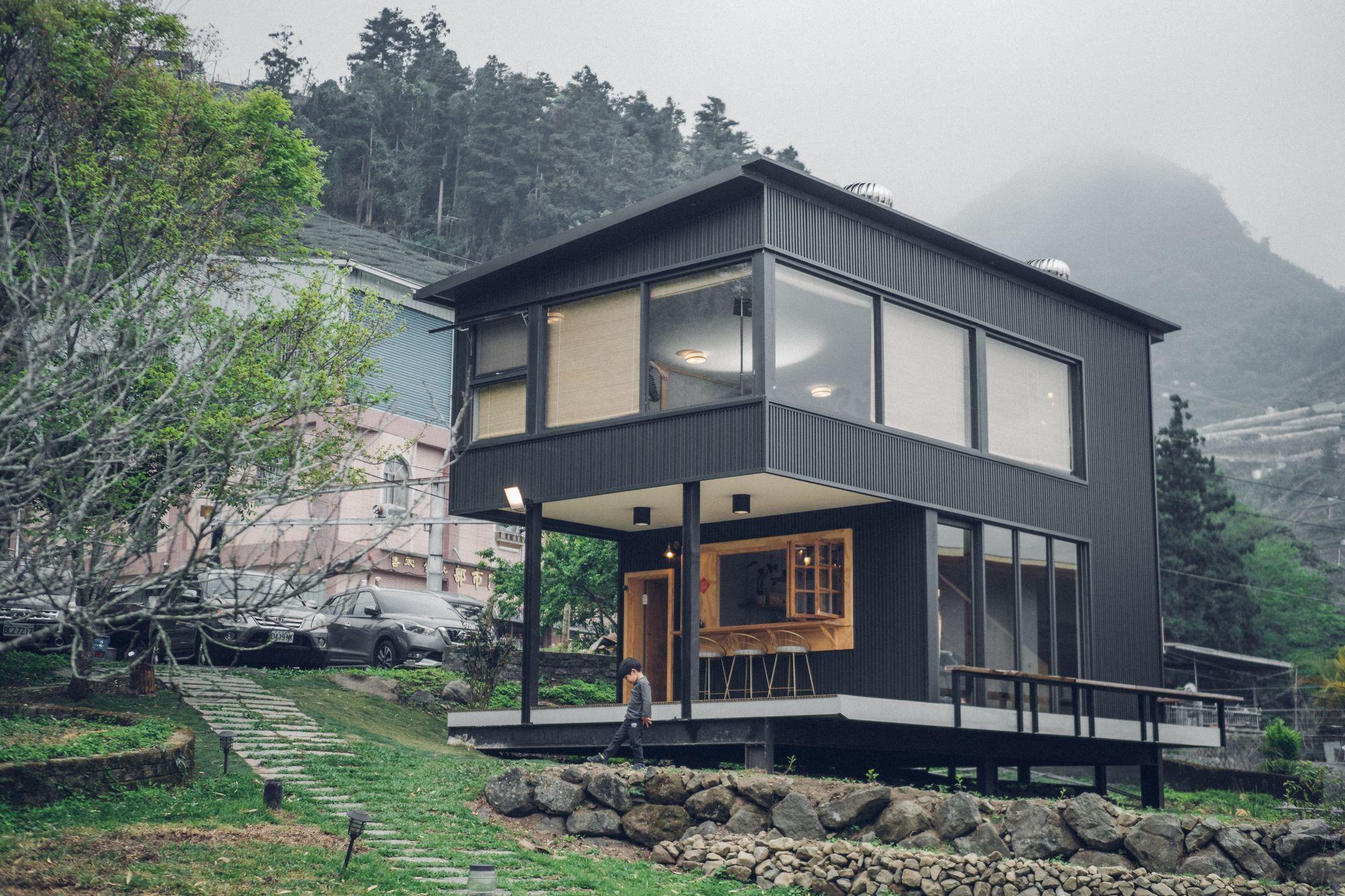 Trynagoal Tea House Nano Lucky Interior Design Tea House Design Tea House House