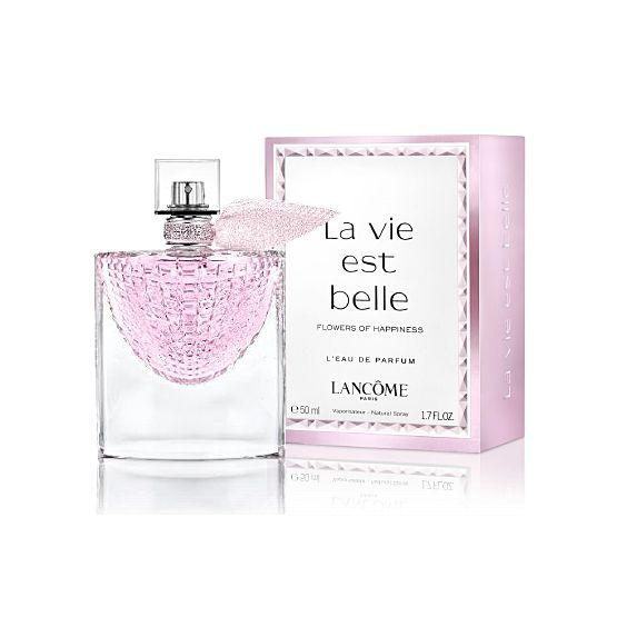 Est Happiness Femme Of La Lancôme Belle Flowers Vie Parfum f6yvYgbmI7