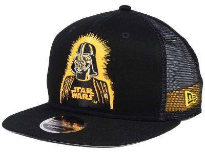 Star Wars Star Wars 40th Logo Reflective Character Darth Vader 9FIFTY  Snapback Cap 0cea4f9e5080