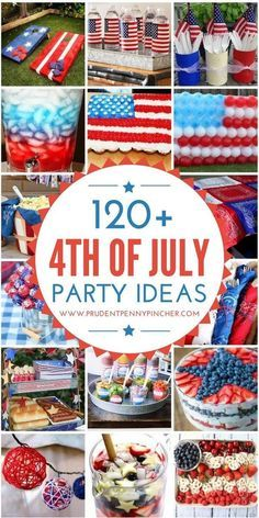 120 Best 4th of July Party Ideas images