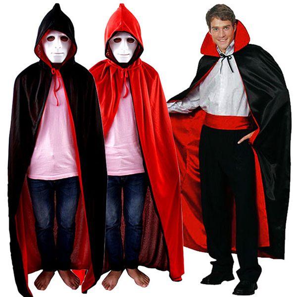 Sale 11% (19.99$) - Grim Reaper V&ire Double-sided Cloak Halloween  sc 1 st  Pinterest & Sale 11% (19.99$) - Grim Reaper Vampire Double-sided Cloak Halloween ...