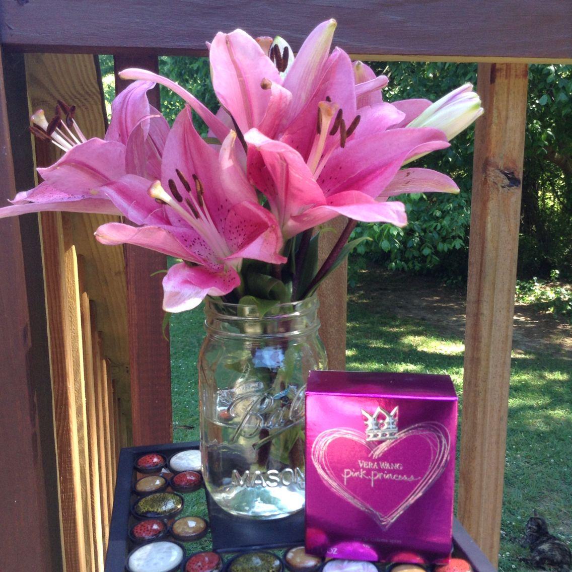 Pink Princess by Vera Wang L Perfumes Pinterest Pink