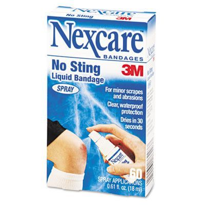 3m Nexcare No Sting Liquid Bandage Spray In 2019 Personal Care