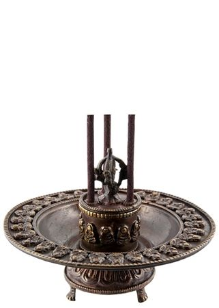 Tibetan Copper Incense Burner Wholesale