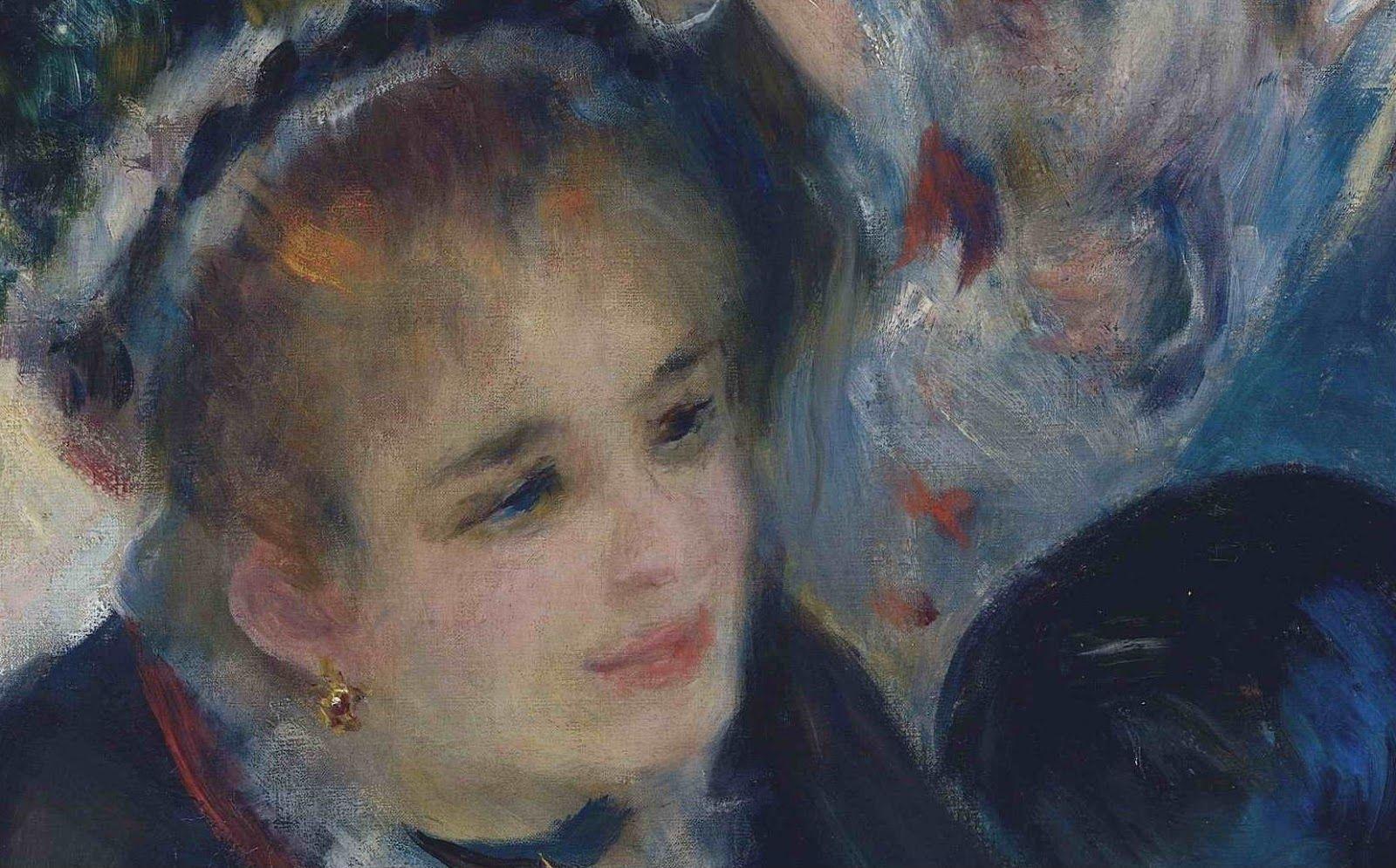 Pierre Auguste Renoir Renoir Pierre Auguste Renoir Et Art