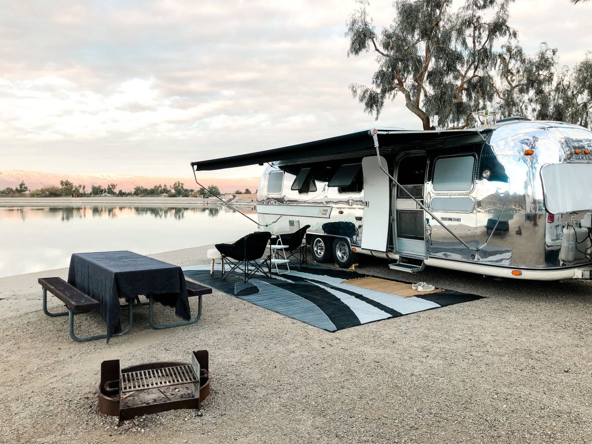 Shop The Best Airstream Finds For Decorating  U0026 Renovating Your Rv Trailer