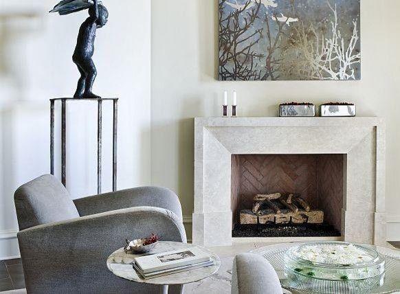 Modern Fireplace Surrounds contemporary fireplace surrounds