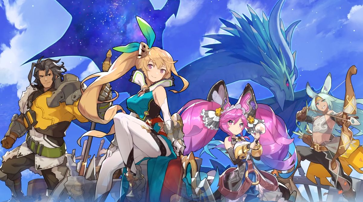 Update Watch The Dragalia Lost Nintendo Direct Here Mobile Game Nintendo Rpg