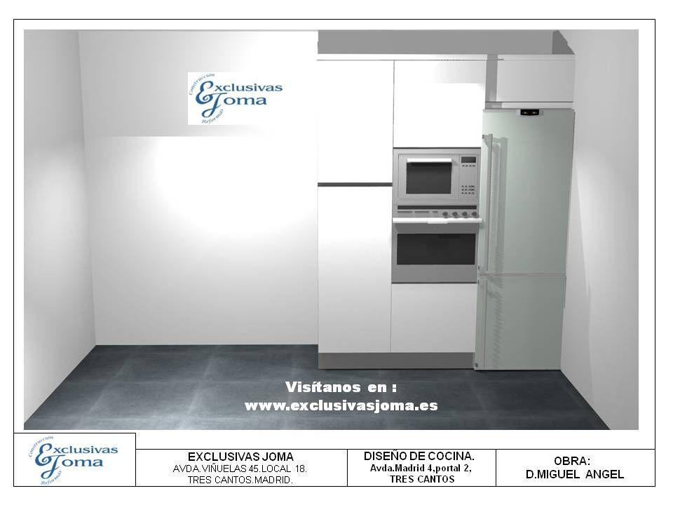 Os presentamos los ultimos diseños de cocinas que hemos realizado ...