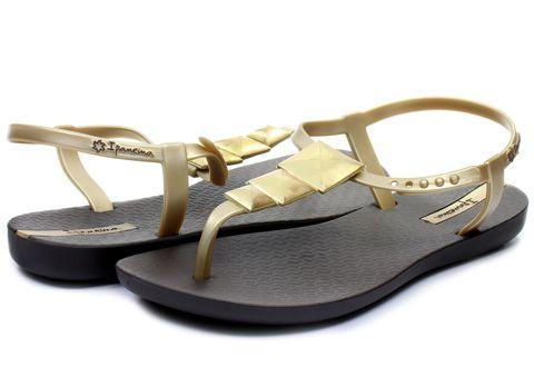 Zlaté sandálky #Ipanema , na leto ako stvorené! :-D