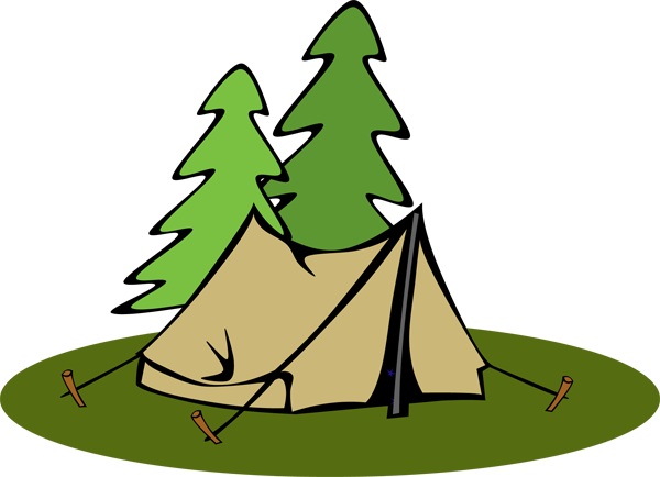 tent camping clipart tulum smsender co rh tulum smsender co clip art camping and fishing clipart camper images
