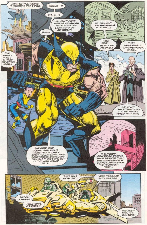3fc2829bb06 Wolverine #50 by Marc Silvestri   Wolverine (Logan)   Wolverine ...